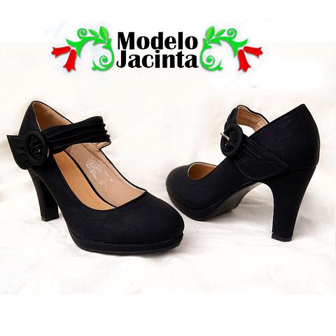 Zapatos Cueca Modelo Jacinta