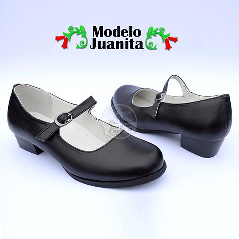 Zapatos Cueca Modelo Juanita