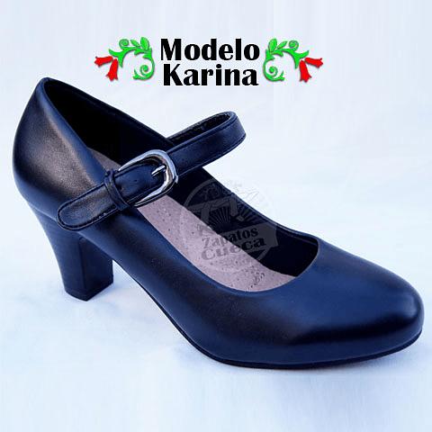 Zapatos Cueca Modelo Karina