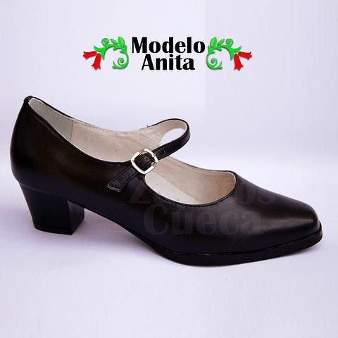 Zapatos Cueca Modelo Anita