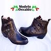 Zapatos Cueca Botín Osvaldo