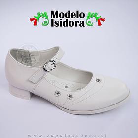 Zapatos Cueca Modelo Isidora