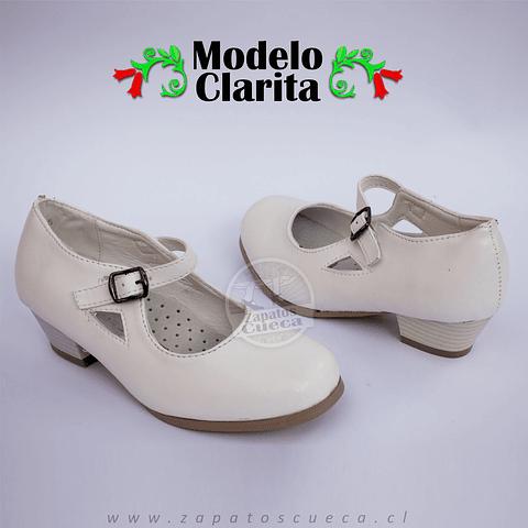 Zapatos Cueca Modelo Clarita
