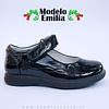 Zapatos Cueca Modelo Emilia Negro