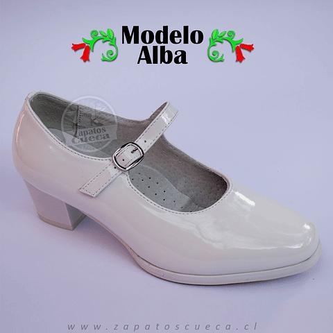 Zapatos Cueca Modelo Alba