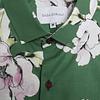 Camisa Verde Flor