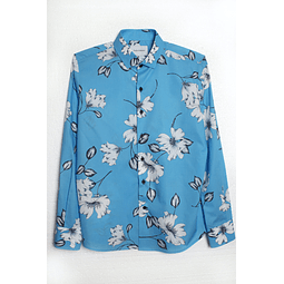 Camisa Calipso Flor
