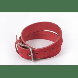 Cinturón Square Rojo