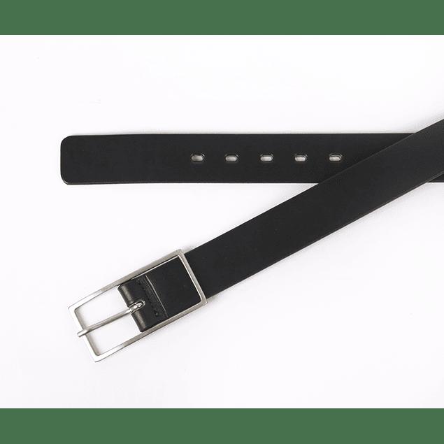 Cinturón Negro Brillo Medio