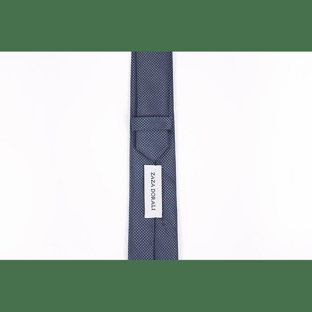Corbata Azul Cuadros