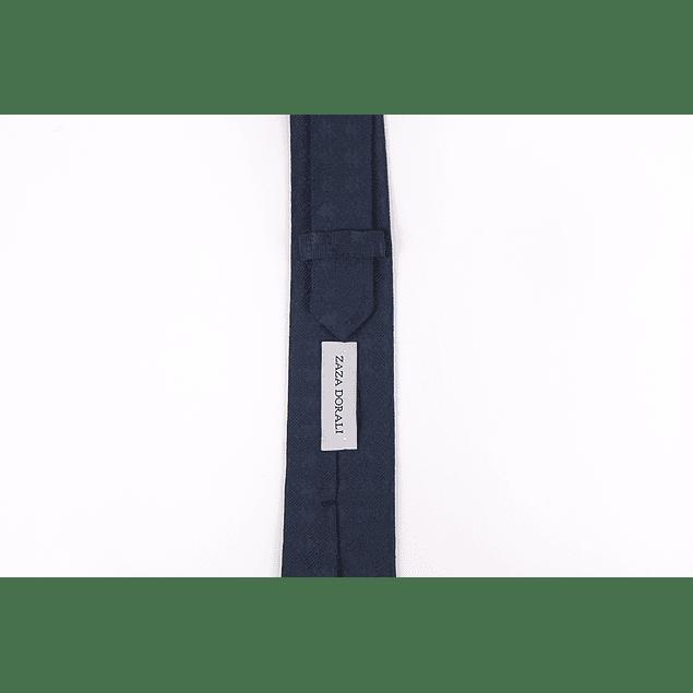 Corbata azul marino soles