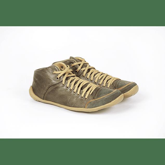 Zapatos Álamo Bota Militar