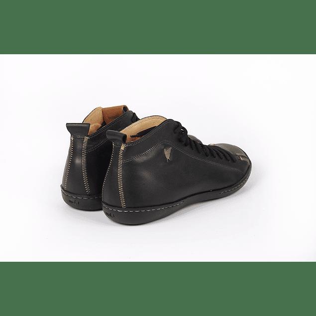 Zapatos Track 22 Negro