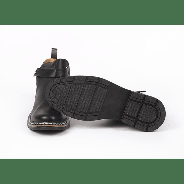 Zapatos R-4 Negro