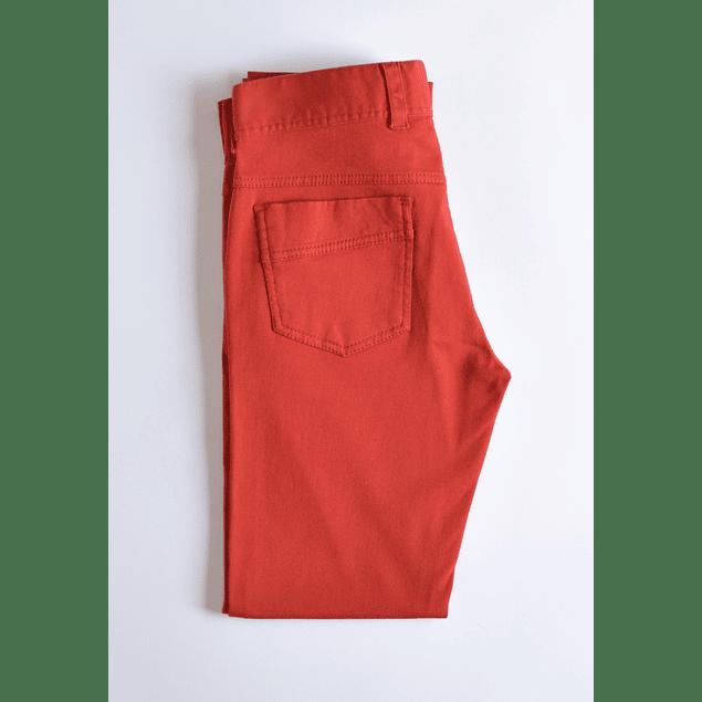 Pantalón Rojo Italiano