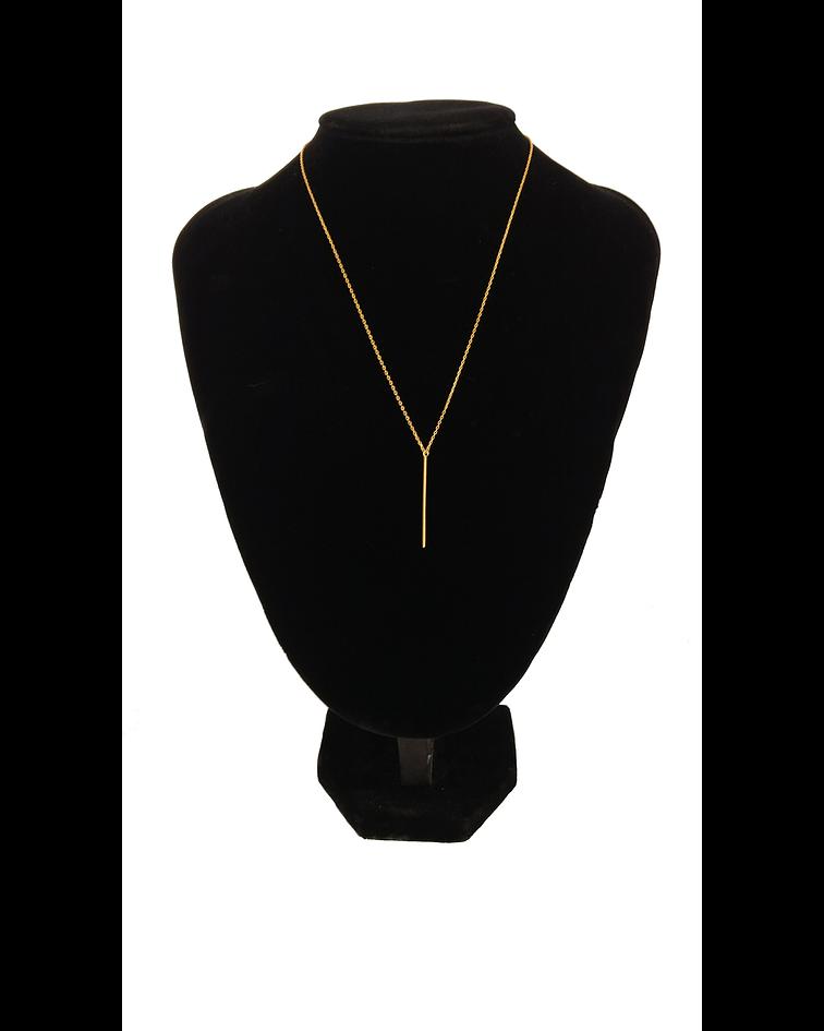 Collar Lula - Plata 925 Chapado en Oro