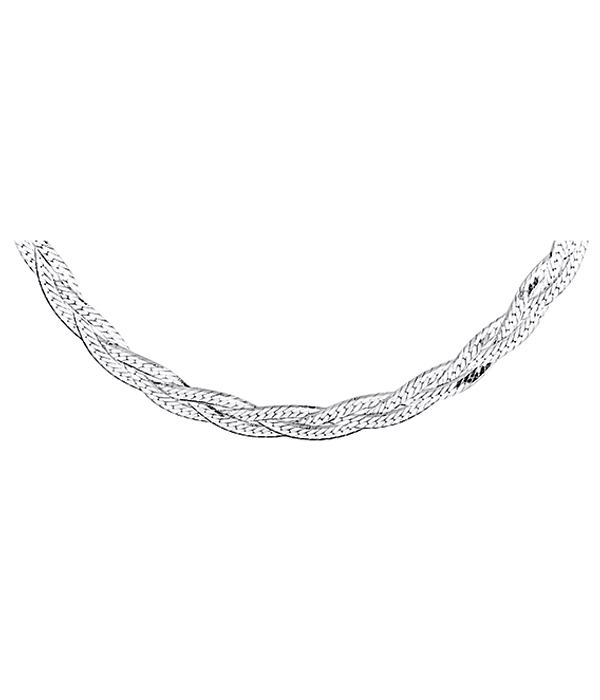 Collar Mediano Virginia - Plata 925