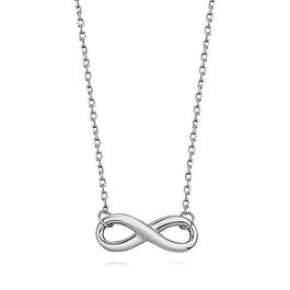Collar Símbolo de Infinito- Plata 925