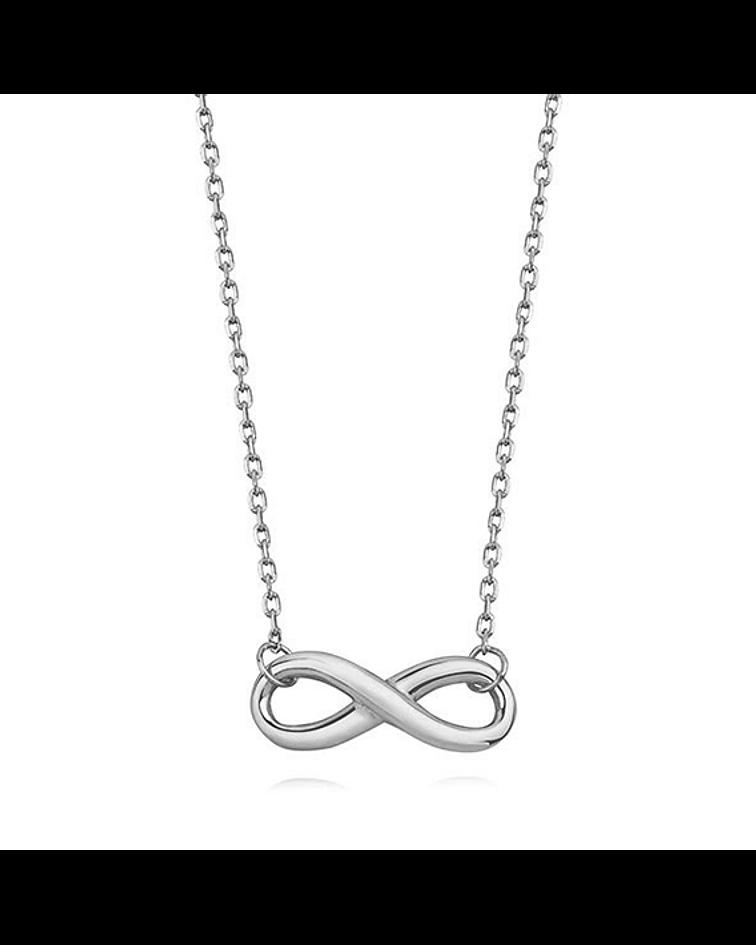 Collar Símbolo de Infinito - Plata 925