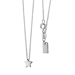 Collar Estrella - Plata 925