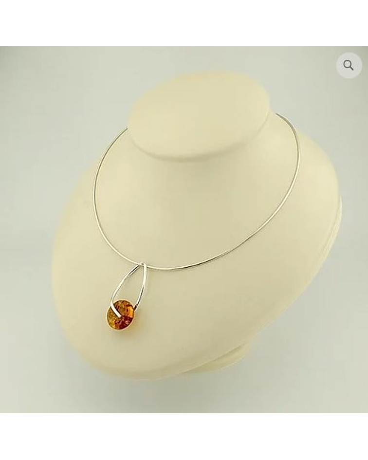 Collar Cherry Simple