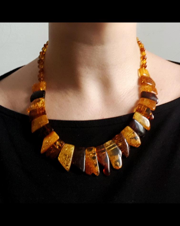 Collar Ambar Cleopatra
