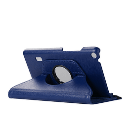 Funda Giratoria 360 Azul Marino Huawei Mediapad T3 7