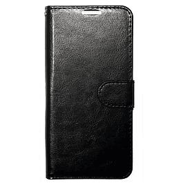 Carcasa Flipcover Negro Premium Samsung Galaxy A20s