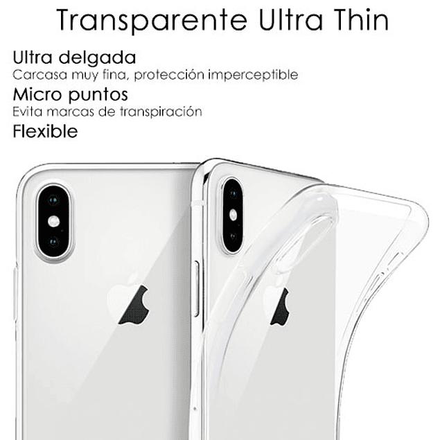 Carcasa Transparente Ultra Thin Samsung Galaxy A20s