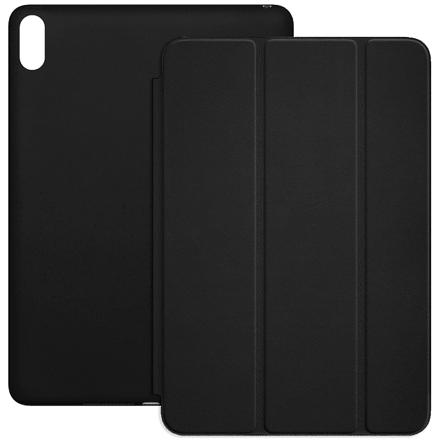 Funda Smart Cover - Book Cover Negro iPad Pro 11 2018