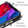 Carcasa Transparente Reforzada TPU Huawei P40 Lite