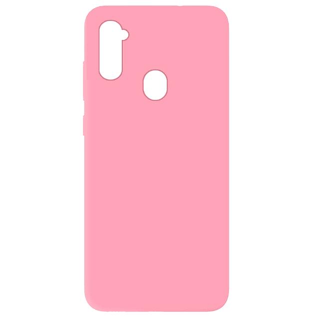 Carcasa Tipo Original Rosa Samsung Galaxy A11