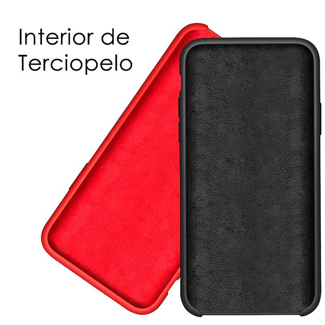 Carcasa Tipo Original Rojo Samsung Galaxy S20