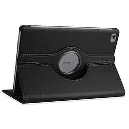 Funda Giratoria 360 Negro Huawei MediaPad M5 Lite 10,1