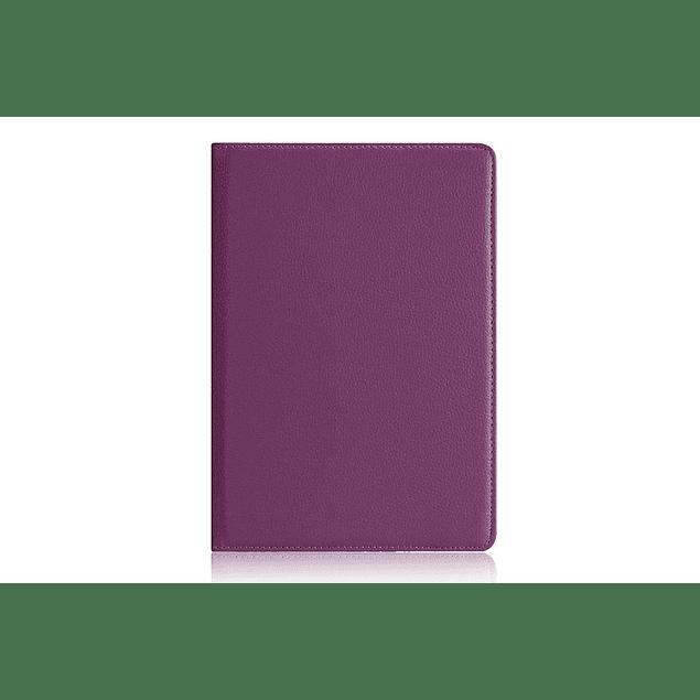 Funda Giratoria 360 Violeta Huawei MediaPad M5 Lite 10,1