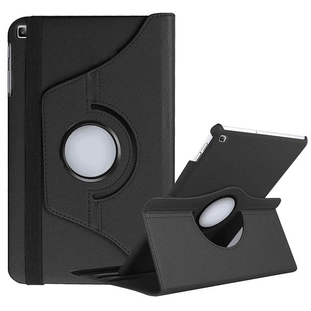 Funda Giratoria 360 Negro Galaxy Tab A 8