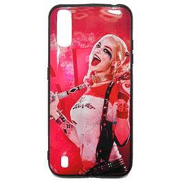 Carcasa Harley Quinn Galaxy A01