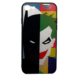 Carcasa Batman VS Guasón Joker iPhone SE 2020 & IP
