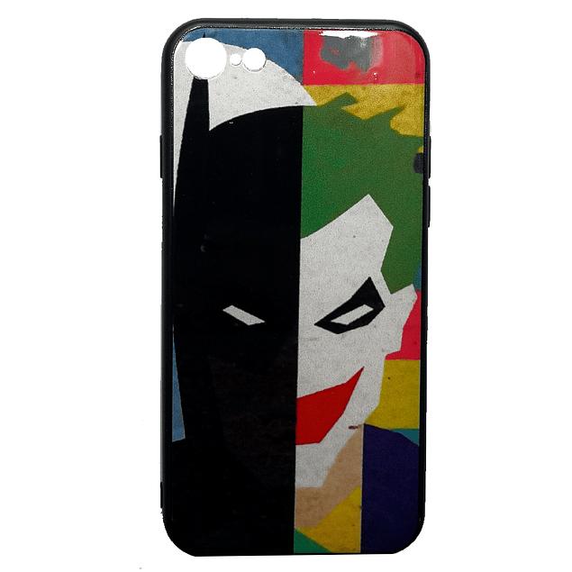 Carcasa Batman VS Guasón Joker iPhone SE 2020 & IP
