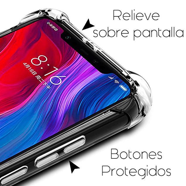 Carcasa Transparente Reforzada TPU iPhone 11
