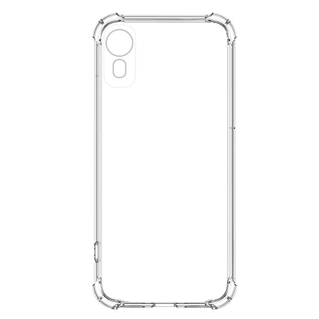 Carcasa Transparente Reforzada TPU iPhone XR