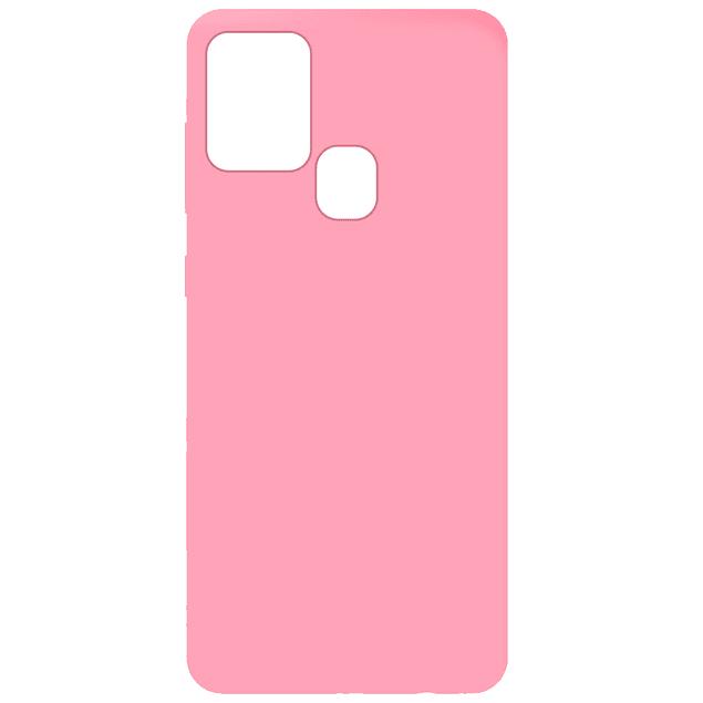 Carcasa Tipo Original Rosa Samsung Galaxy A21s