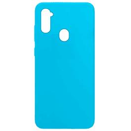 Carcasa Tipo Original Celeste Samsung Galaxy A11