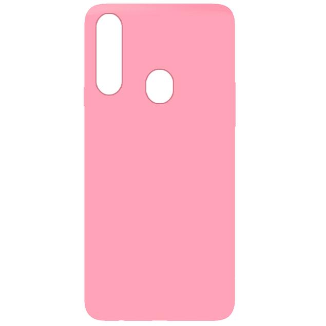 Carcasa Tipo Original Rosa Samsung Galaxy A20s