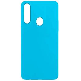 Carcasa Tipo Original Celeste Samsung Galaxy A20s