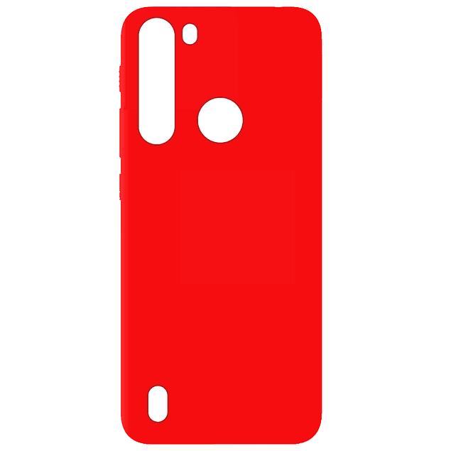 Carcasa Tipo Original Rojo Moto One Fusion