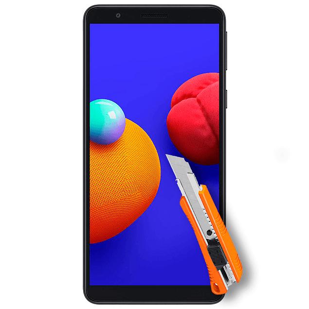 Vidrio Templado Samsung Galaxy A01 Core