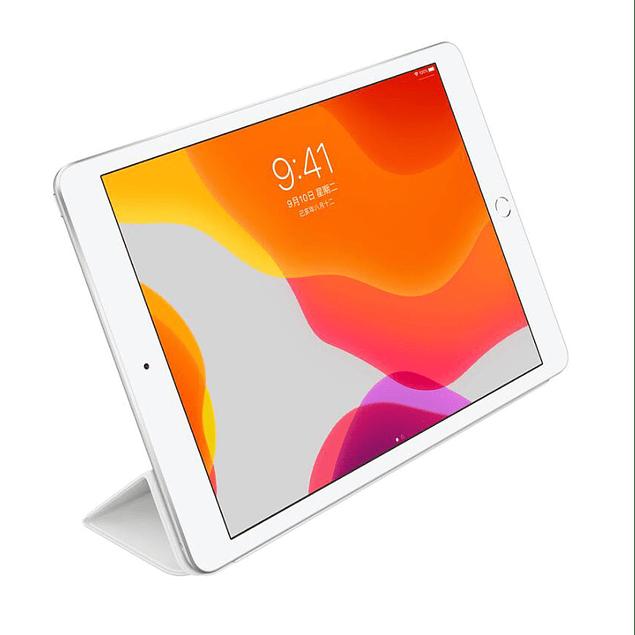 Funda Smart Cover - Book Cover Rosado iPad 10.2 7ma y 8va Generación