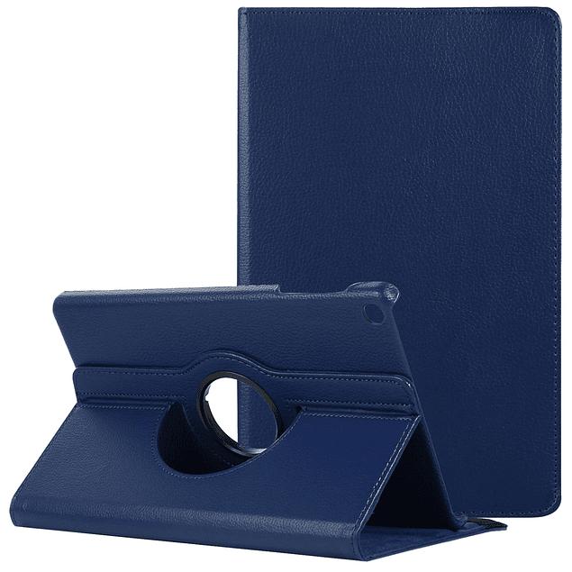 Funda Giratoria Azul Galaxy Tab A 10.1 2019 T515 - T510