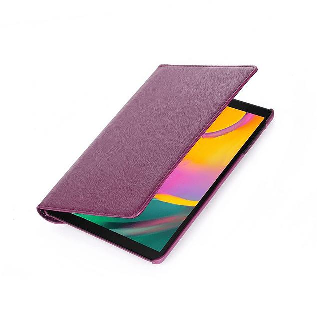 Funda Giratoria Violeta Galaxy Tab A 10.1 2019 T515 - T510